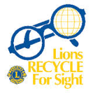 •••Lions Recycle for Sight