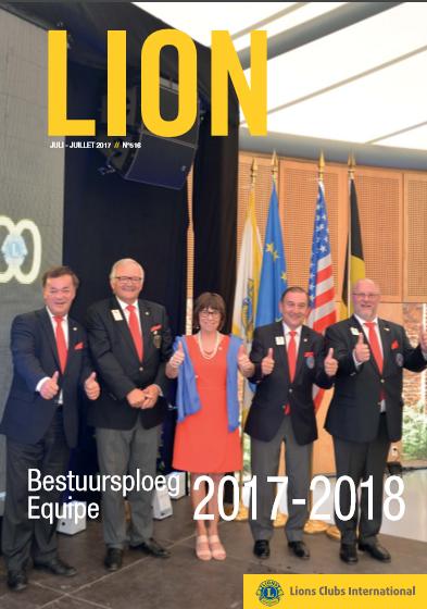 LION revue juli 2017