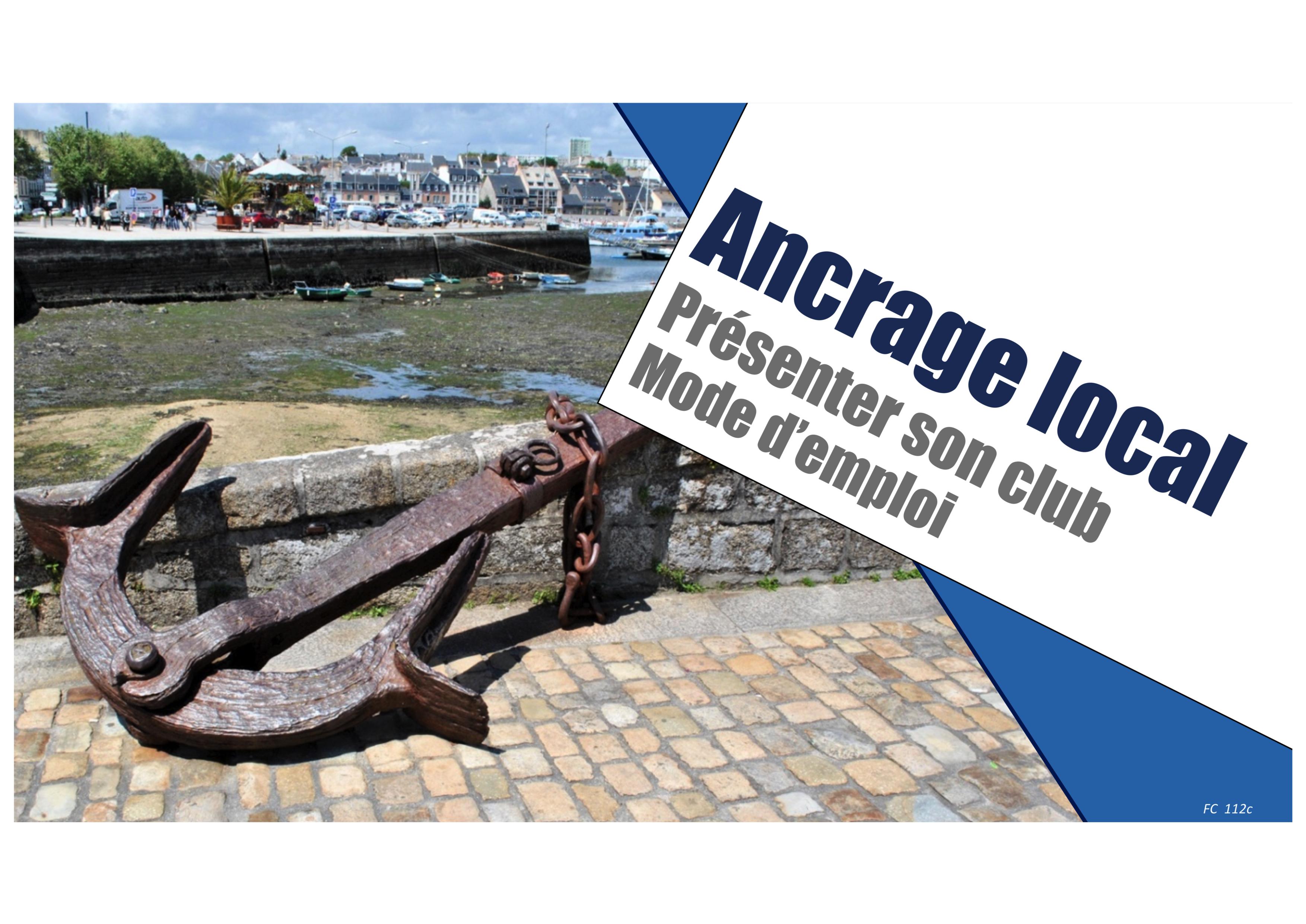 Ancrage local