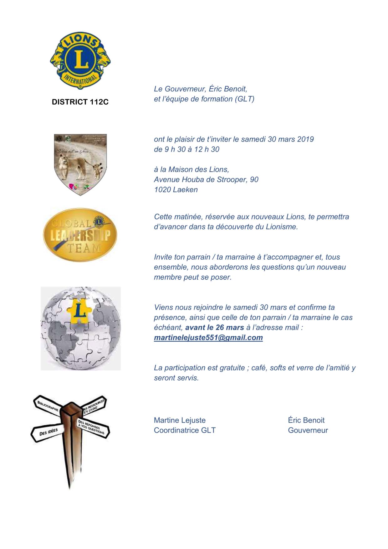 Invitaion FR